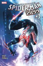 Couverture Spider-Man 2099 (2015 - Present)