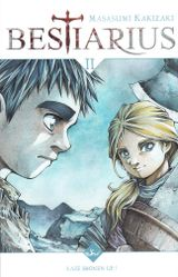 Couverture Bestiarius, tome 2