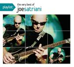 Pochette Playlist: The Very Best of Joe Satriani