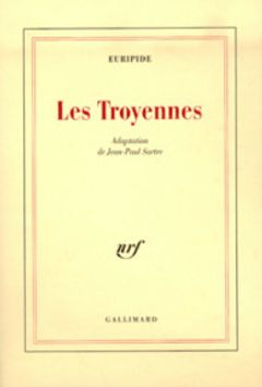 Couverture Les Troyennes
