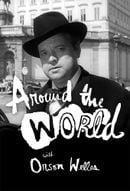 Affiche Around the World with Orson Welles