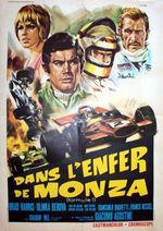 Affiche Dans l'enfer de Monza