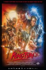 Affiche Kung Fury