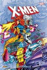 Couverture 1991 (Partie 2) - X-Men : L'Intégrale, tome 29