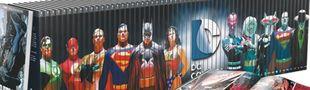 Cover DC Comics - Le meilleur des Super-héros