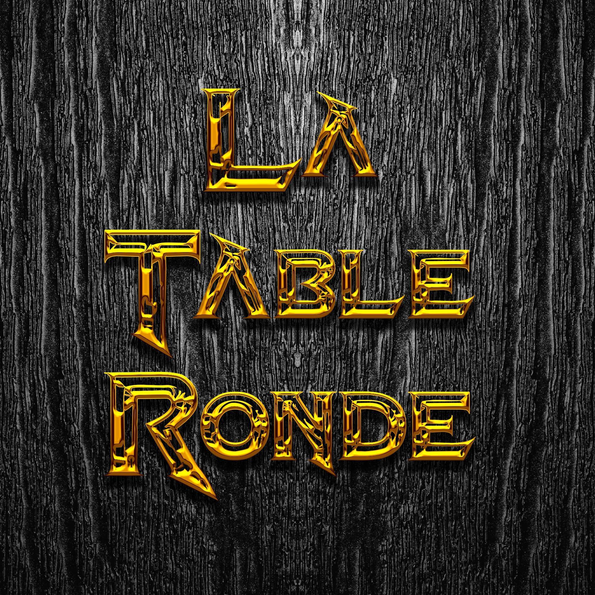 Avis sur la s rie la table ronde par pitidipiti senscritique - La table ronde vinon sur verdon ...