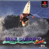Jaquette Max Surfing 2nd