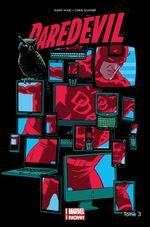 Couverture Épiés de toute Part - Daredevil (2014), tome 3
