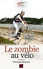Affiche Le zombie au vélo