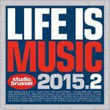 Pochette Life Is Music 2015.2