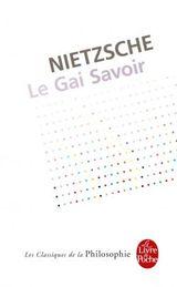 Couverture Le Gai Savoir