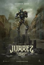 Affiche Juarez 2045