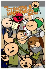 Affiche The Cyanide & Happiness Show