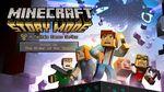 Jaquette Minecraft Story Mode : Épisode 1 - L'Ordre de la Pierre