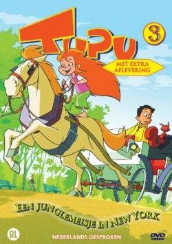 Avis sur la série Toupou (2005) par Jade - SensCritique