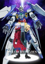 Affiche Mobile Suit Gundam AGE: Memory of Eden