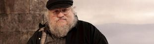 Cover Objectif : George R.R. Martin