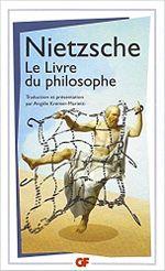 Couverture Le Livre du philosophe