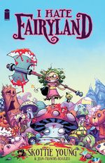 Couverture I Hate Fairyland (2015 - 2018)