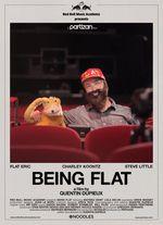Affiche Being Flat