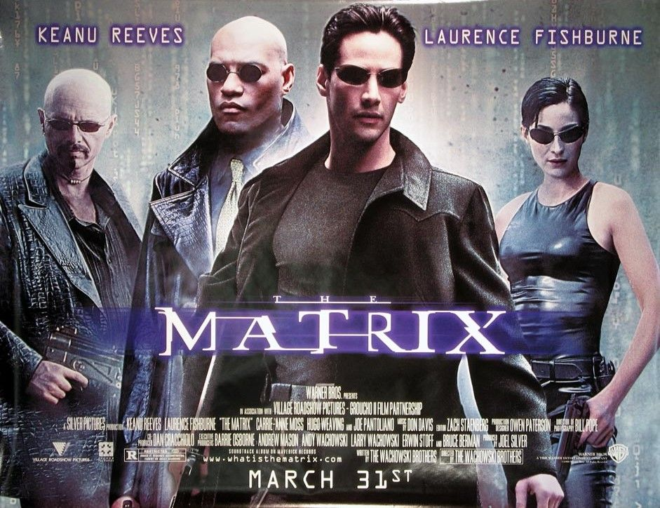 a movie critique of the matrix A vitriolic critical reception and bad word of mouth undercut any chance that the  final  for the most part, the films explore the world and characters of the matrix, .