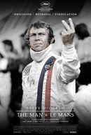 Affiche Steve McQueen : The Man & Le Mans