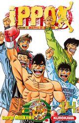 Couverture Ippo - Saison 2 - Destins de boxeurs Vol.14, tome 44