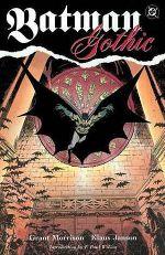 Couverture Batman Gothic
