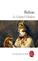 Couverture Le Colonel Chabert