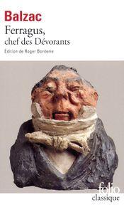 Couverture Ferragus, chef des Dévorants