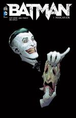 Couverture Mascarade - Batman, tome 7
