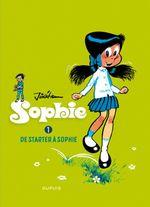 Couverture De Starter à Sophie - Sophie, intégrale 1