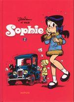 Couverture Sophie, intégrale 2