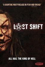 Affiche Last Shift
