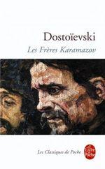 Couverture Les Frères Karamazov