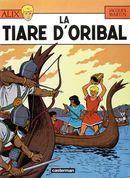 Couverture La Tiare d'Oribal - Alix, tome 4