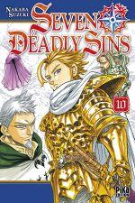 Couverture Seven Deadly Sins, tome 10
