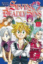 Couverture Seven Deadly Sins, tome 11