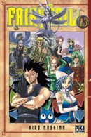 Couverture Fairy Tail, tome 13