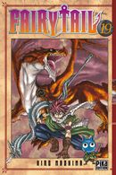 Couverture Fairy Tail, tome 19