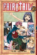 Couverture Fairy Tail, tome 20