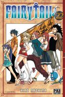 Couverture Fairy Tail, tome 22