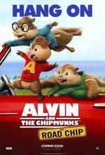 Affiche Alvin et les Chipmunks 4