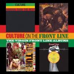 Pochette On the Front Line: The Virgin Front Line Albums