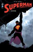 Couverture Ulysse - Superman : L'Homme de demain, tome 1