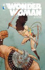 Couverture La Chute de l'Olympe - Wonder Woman, tome 6