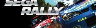 Jaquette Sega Rally