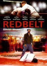 Affiche Redbelt