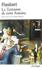 Couverture La Tentation de saint Antoine