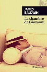 Couverture La chambre de Giovanni